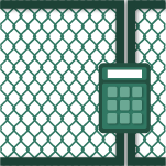 Coded Gate Access